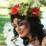 Фото зачісок в українському стилі