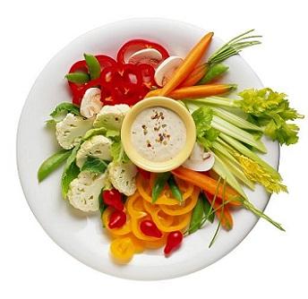 Корисне харчування для жінок в осінній період.