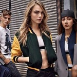 Реклама DKNY з Карою Делевінь та instagram-користувачами