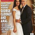 Весільна сукня Амаль Аламуддін увійшла до колекції Oscar De La Renta