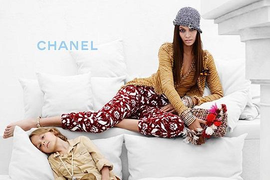 Хадсон Кроніг та Джоан Смоллс представили круїзну колекцію від Chanel.