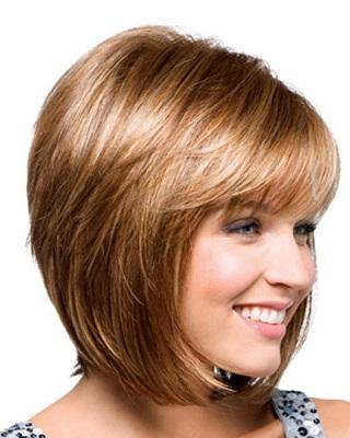 Зачіски у новому стилі на волосся середньої довжини, підбірка фото