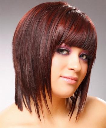 Створюємо стильні стрижки із волосся середньої довжини