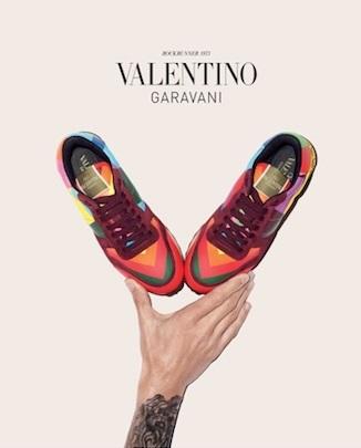 Знову Террі Річардсон фотографує для Valentino