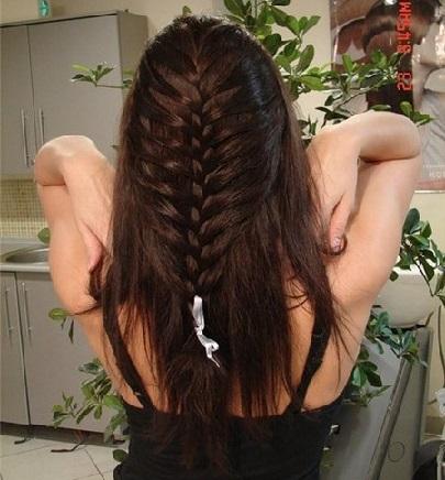 колосок зачіска