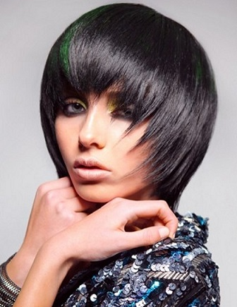 Колекція стильних зачісок - дивимося світлини.