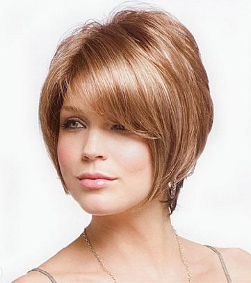 Зачіски в стилі боб на коротке волосся, дивимося світлину.