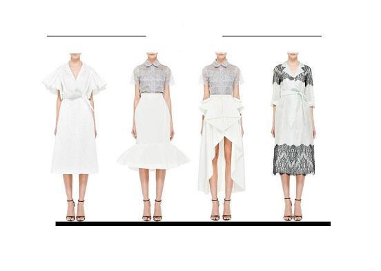 Колекція одягу від Наташі Зінько - світлини
