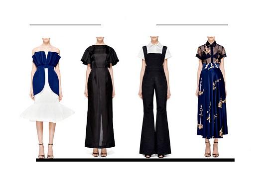 Колекція одягу від Наташі Зінько на фото
