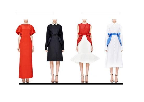 Літні сукні із колекції Наташі Зінько - світлини