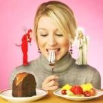 Психологічні прийоми для схуднення