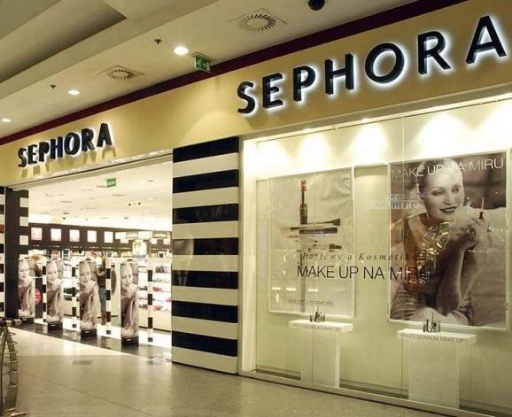 Онлайн-шоп косметики Sephora блокує користувачів.