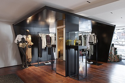 Новий магазин Chanel - фото.