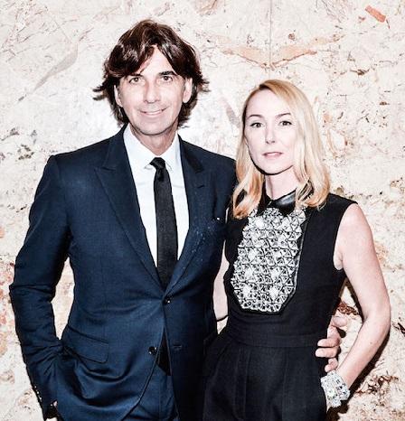 Патриціо ді Марко та Фріда Джанніні залишають модний Дім Gucci.