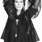 Джулія Робертс рекламує Givenchy