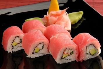 Суші-дієта для схуднення.