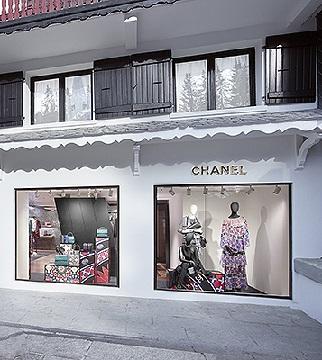 Відкриття нового магазину Chanel