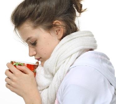 Народні методи для ікування простуди.