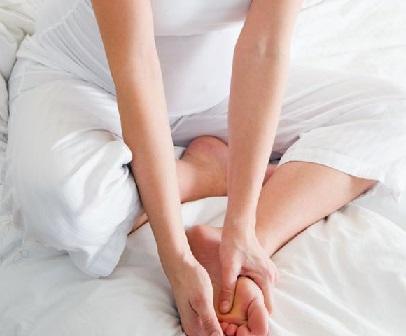 Судоми ніг вночі - причини, лікування, процедури.