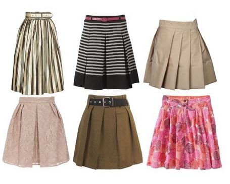 Які модні спідниці повним жінкам?