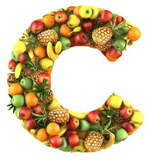 Вітамін С допомагає позбутися передчасного старіння