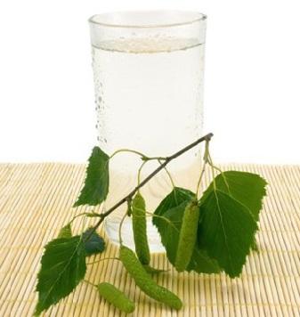 Яка користь березового соку?