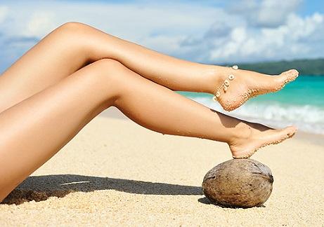 Як зменшити литки ніг?