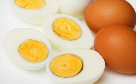Дієта - яйця.