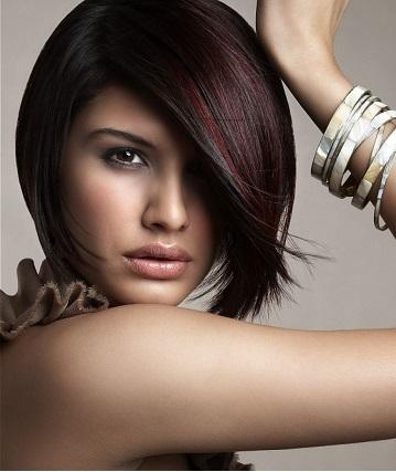 Сучасні зачіски - фото.