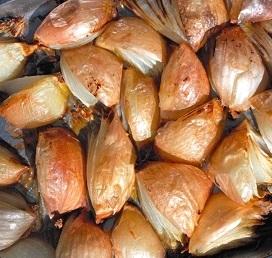 Печена цибуля рятує від фурункулів