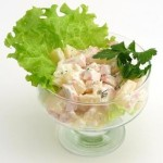 Дієта на салатах для схуднення