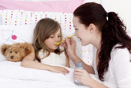 сухий кашель у дітей лікування
