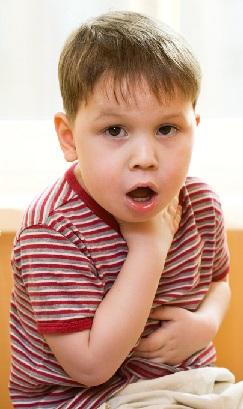 Лікування сухого кашлю у дітей.