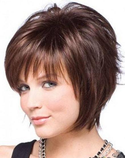 Сучасні зачіски - фото для короткого волосся