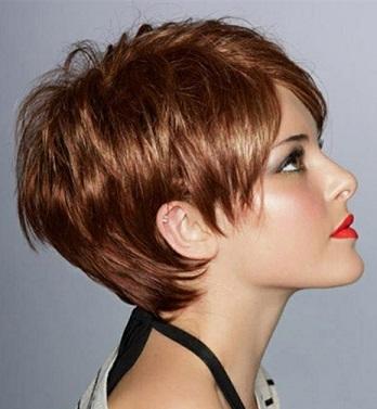 Для волосся короткої довжини фото сучасних зачісок