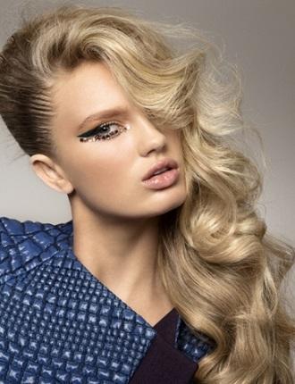 Зачіски у сучасному стилі моди для волосся довгої довжини