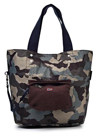 Жіночі сумки в стилі мілітарі