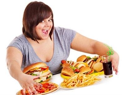 Які є причини переїдання?