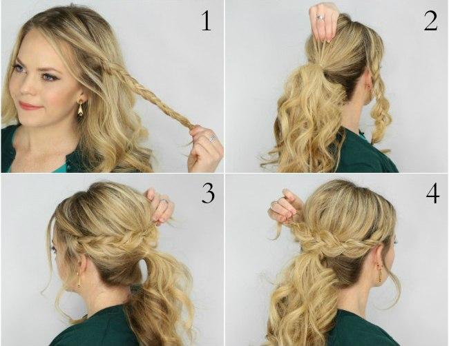 Зачіски, які можна зробити?