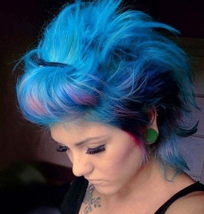 Фарбоване волосся — правила догляду