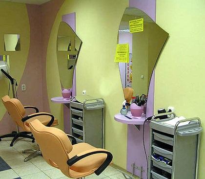 Обладнання салону краси