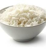 Очищення суглобів за допомогою рису.