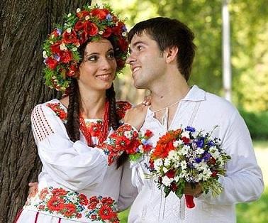 Які бувають весілля?