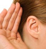 Якщо чухається праве вухо?