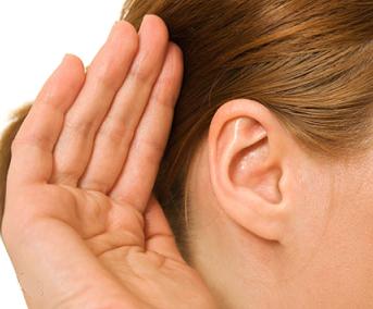 Якщо чухається або свербить праве вухо?