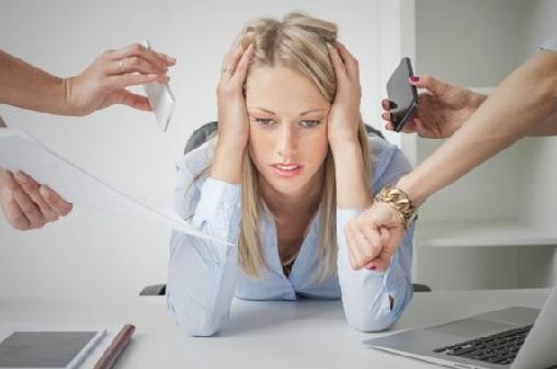 Хронічна втома: симптоми та методи боротьби із стресом.