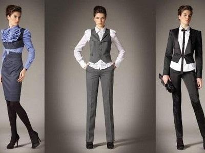Особливості ділового стилю у моді.